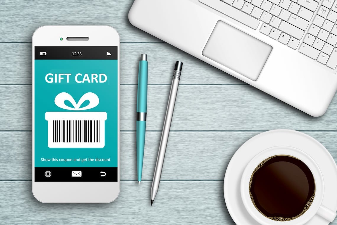 best gift card wallet apps for android