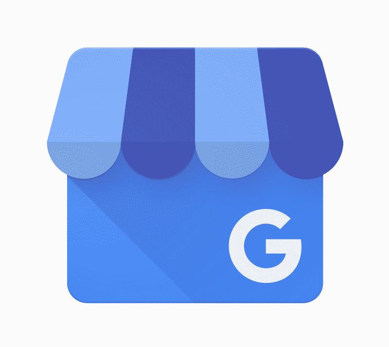business management apps Google My Business logo
