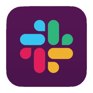 business management apps slack logo