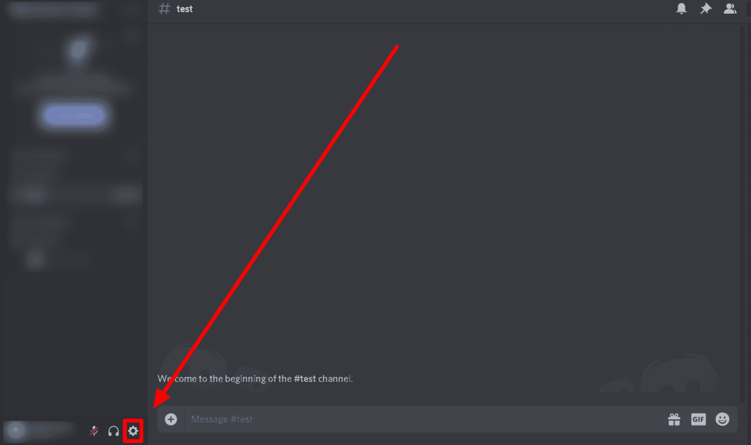 How to Enable Text-to-Speech on Discord - Android and Windows - Windows Method 1 Step 1