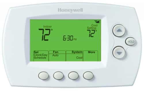 honeywell rth6580wf