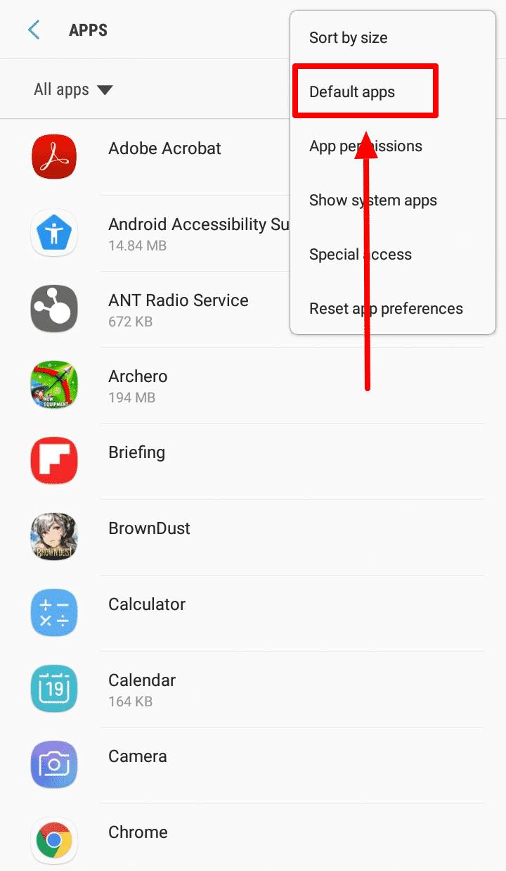 How to Change Android Launcher on Your Devices - Change Default Launcher Step 4