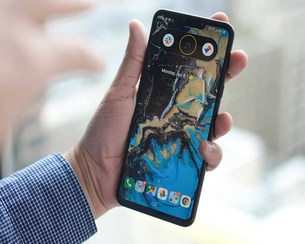 Unlocked LG G8 ThinQ smartphones get Android 10