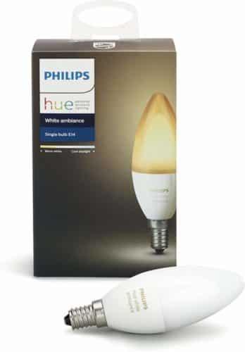 philips hue white ambiance decorative candle bulb
