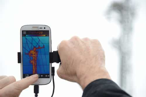 Best Thermal Imaging Camera for Android - Therm-App TH
