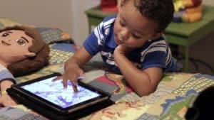 Danger lurks through the kids' apps