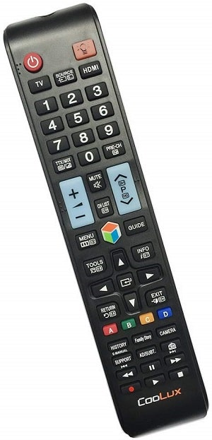 Best Samsung Smart TV: Universal Remote Control for all Samsung