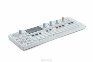 Best Tech Gifts for Artists: OP-1 Side View