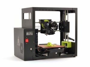 Best Tech Gifts for Artists: The Lulzbot Mini 3D Printer