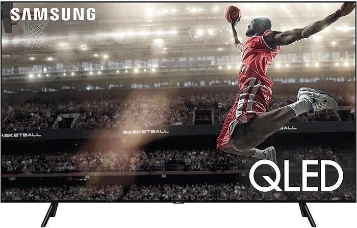 Best Samsung Smart TV: Samsung QLED 4K Q70R