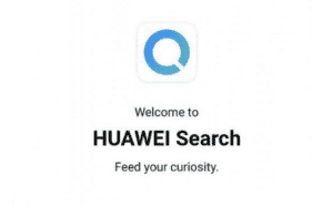 Huawei Search will be launched soon