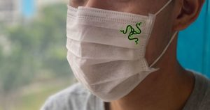 Razer converts facilities to produce surgical masks