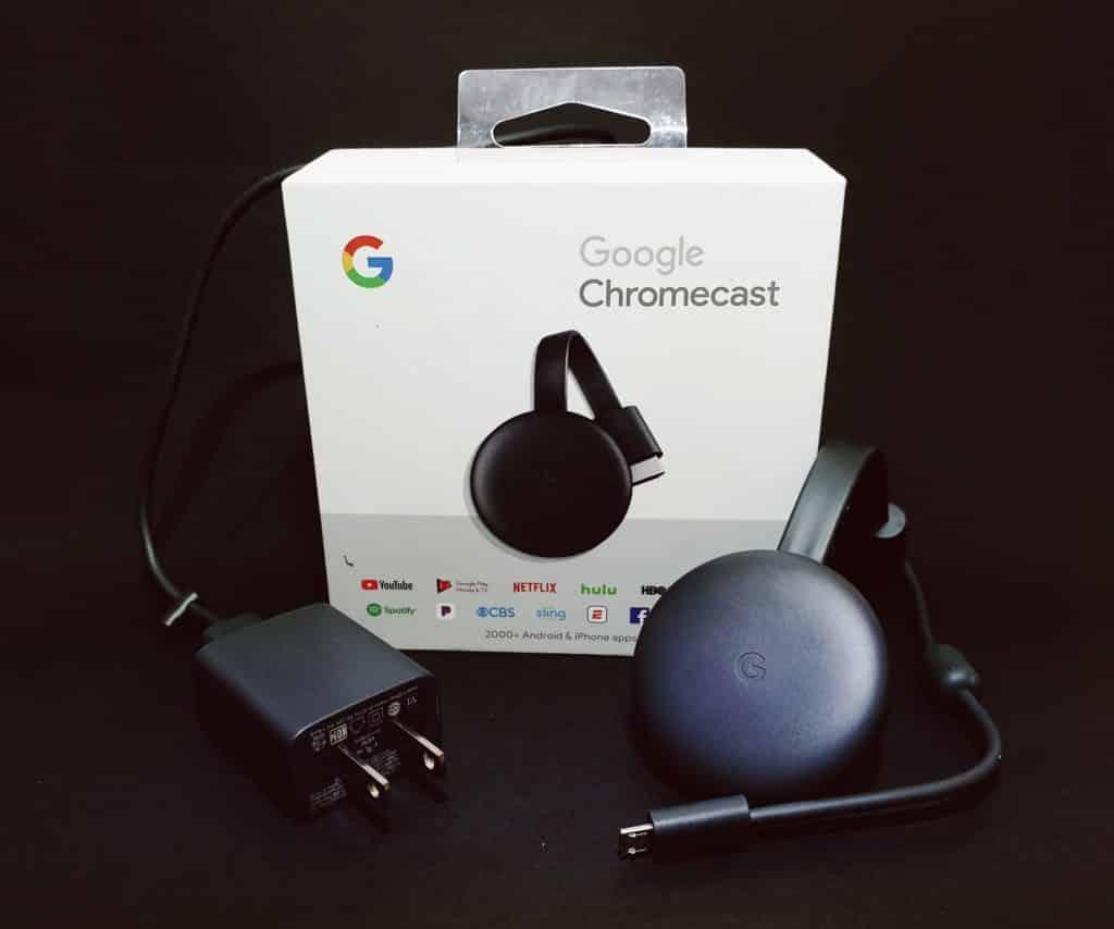 Chromecast Cord