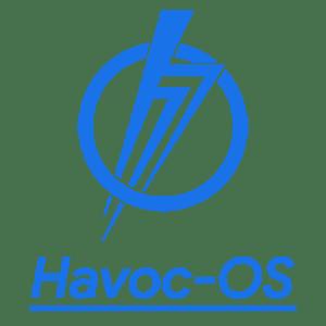 best custom ROMs Havoc OS logo