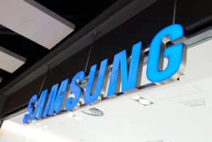 Samsung has already expected decline in its other businesses
