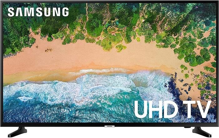 Best Samsung Smart TV: Samsung Class NU6900 Smart 4K UHD TV