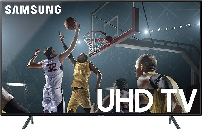 Best Samsung Smart TV: Samsung RU7100