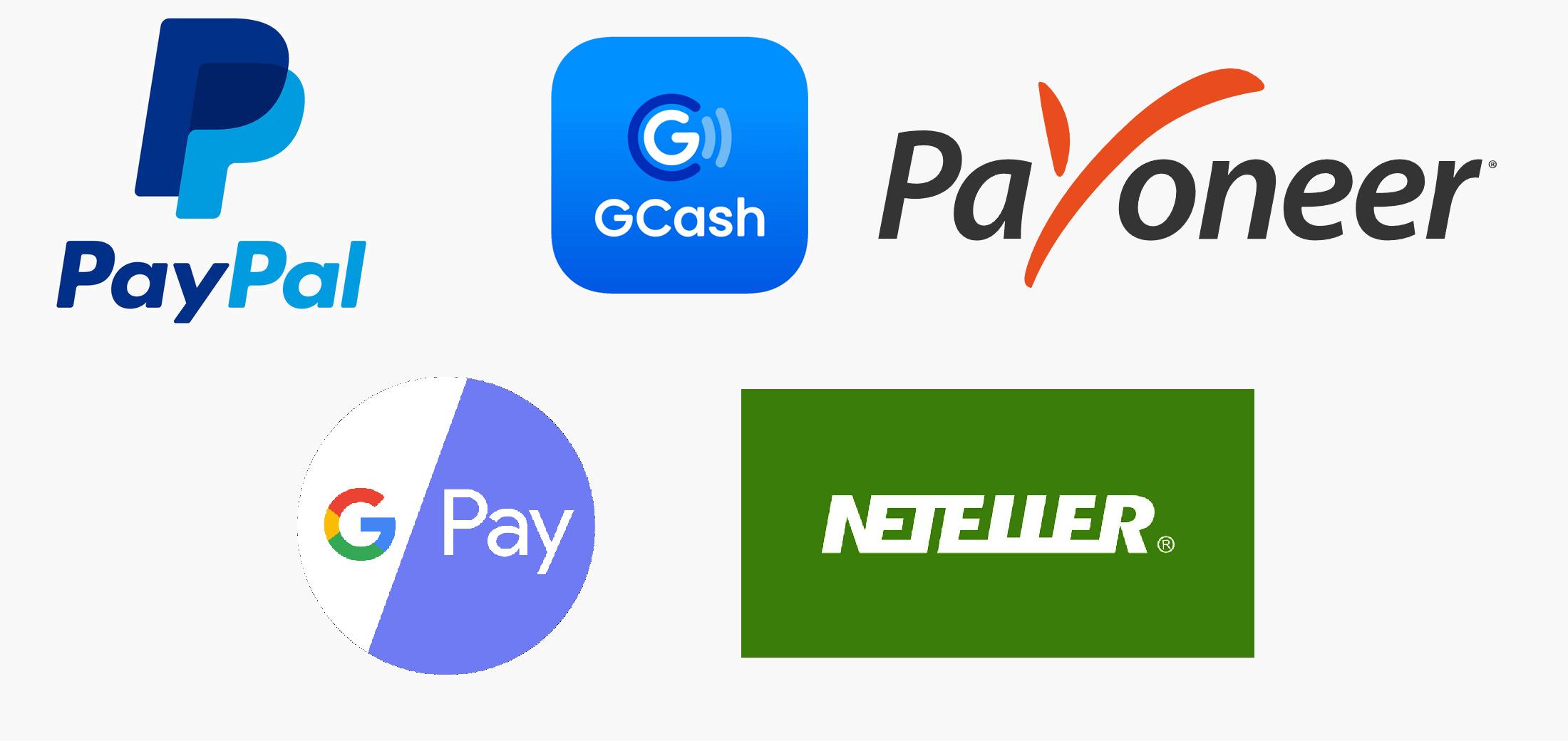 Ứng dụng Skrill xem xét các ứng dụng ví kỹ thuật số khác