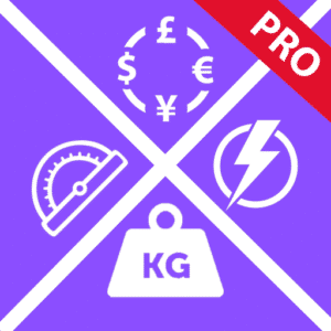 Unit Converter Pro Logo