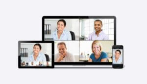 Make business meetings happen through Zoom