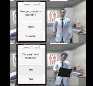 Diagnosis Medical App Doctor Simulator - Medical Diagnosis Apps