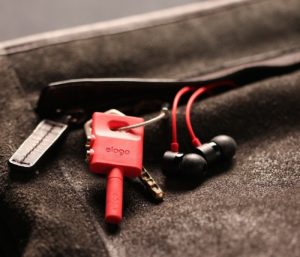 Tech Gifts Under $20: Elago Headphone Splitter Keyring