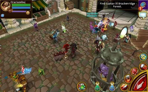 mmo-games-android-arcane-legends-1