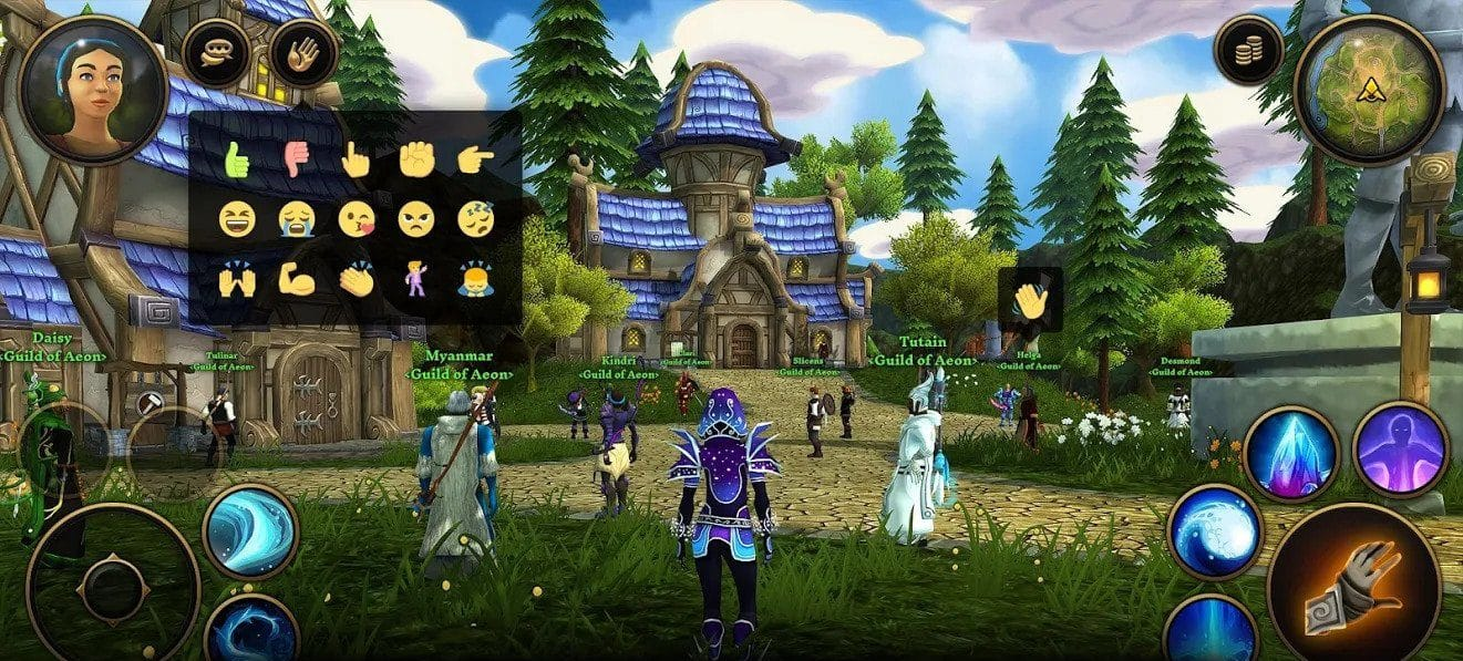 mmo-games-android-heroesvillagers-1