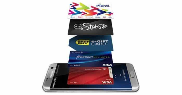 samsung pay rewards gift cards