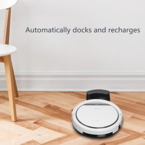 smart appliances for home ILIFE Vacuum Cleaner automatic recharge