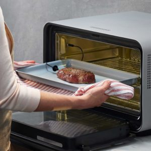 smart appliances for home june life oven cooking steak