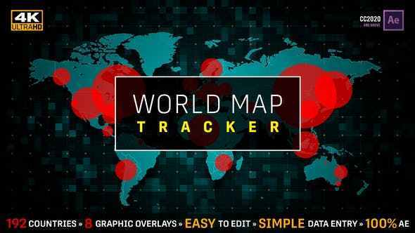 Hackers may infect your PCs through these COVID-19 tracker map websites