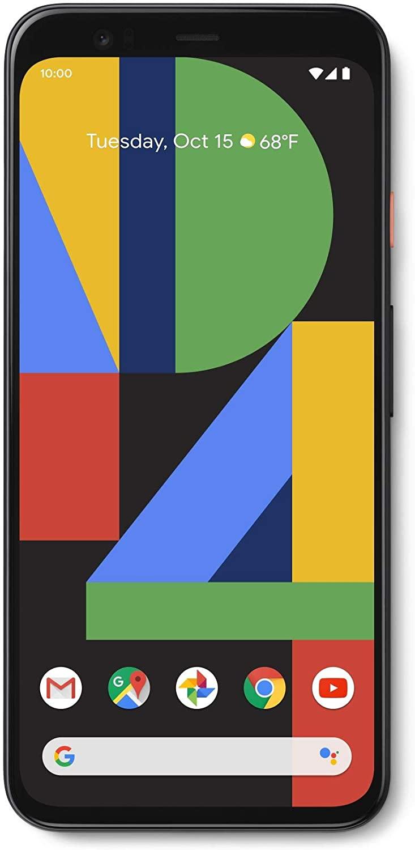 Best Smartphones for Business - Google Pixel 4