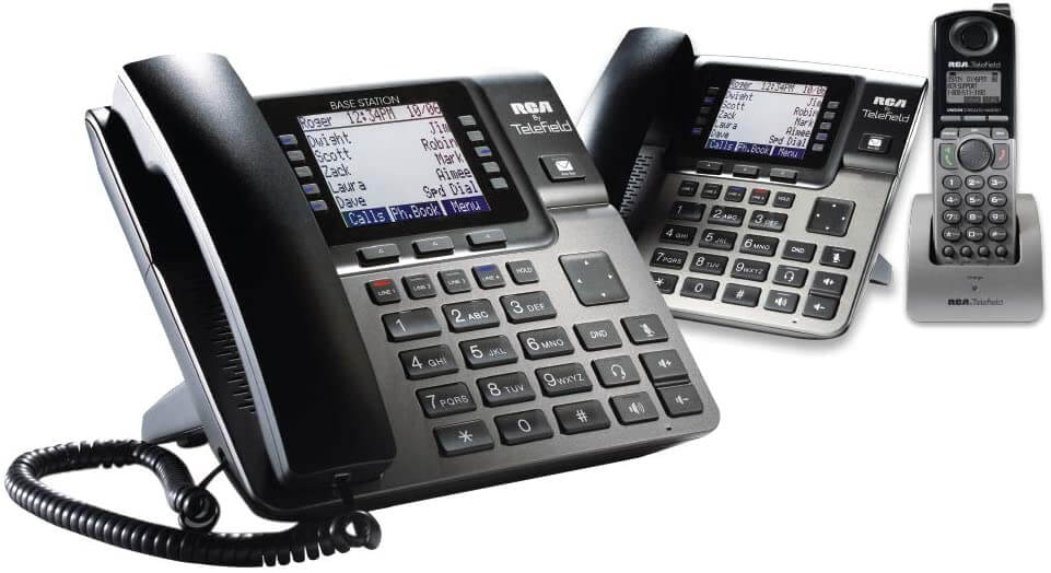 The RCA U1000 multi line phone system for small business