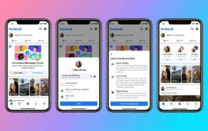 Facebook rolls out Messenger Rooms