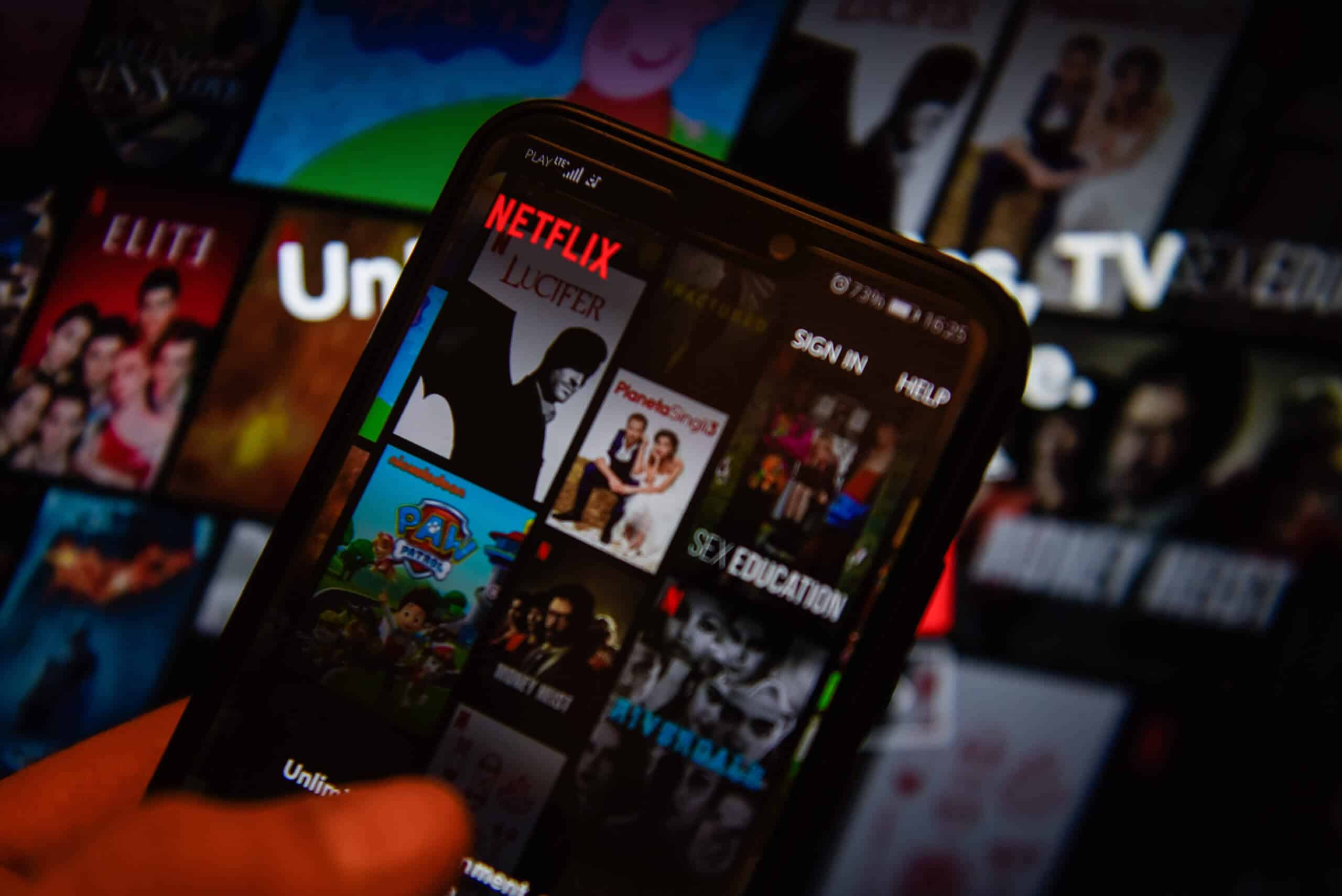 Netflix app for Android rolls out feature that prevents accidental skips and pauses