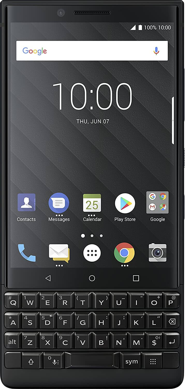 Best Smartphones for Business - BlackBerry KEY2
