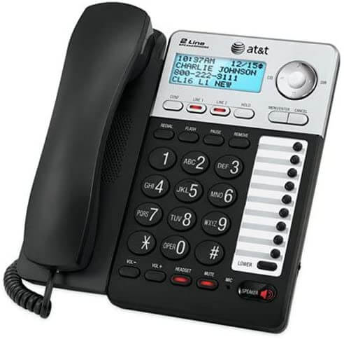 AT&T ML17929 multi line phone system for small business
