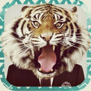 Animal Face Logo