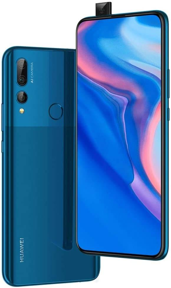 Best Biggest Cell Phones-Huawei-Y9-Prime