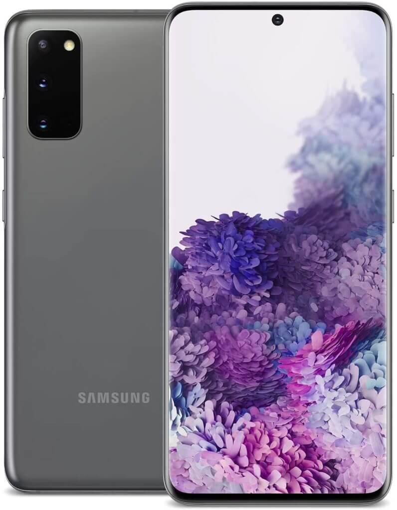 Best Biggest Cell Phones-Samsung-Galaxy-S20+