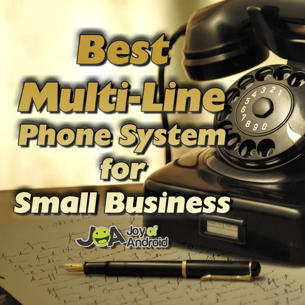 The Best Multi Line Phone System for Small Business