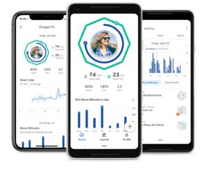 Google Fit redesign focuses on step count
