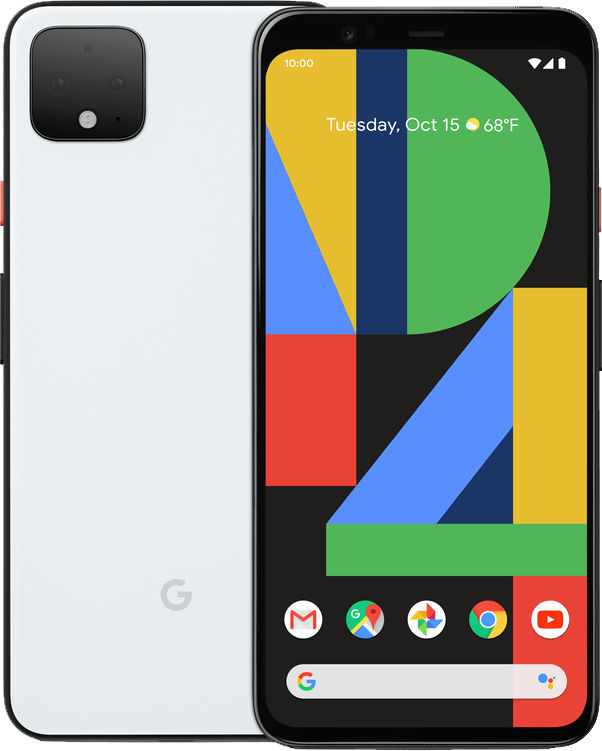 Google Pay - Google Pixel 4