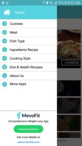 best cookbook apps user interface