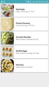 healthy recipes with the best cookbook apps