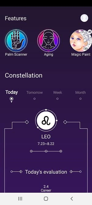 Best Aging Apps for Android: Horoscope