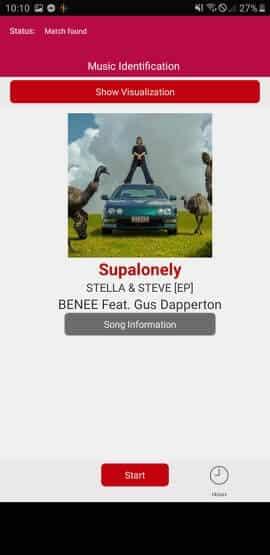 Apps Like Shazam? Use a simple music identification app!