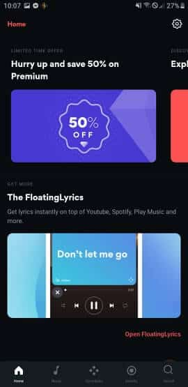 Apps Like Shazam? Try Musicxmatch with a smooth UI