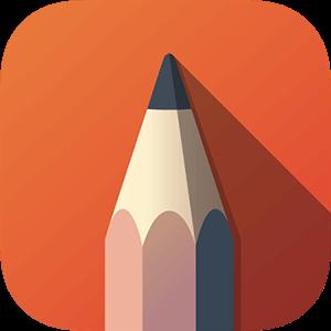 Procreate Andoid - Autodesk SketchBook App Logo